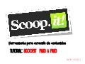 Tutorial Scoop.it en español paso a paso