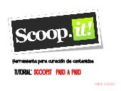 Tutorial Scoop.it en español paso a...