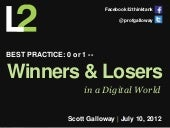 Scott Galloway - Best Practice: 0 o...