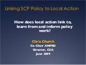 Scp And Local Action
