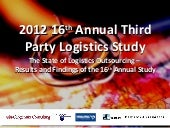 2012 Third-Party Logistics: Results...