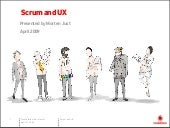 An introduction to UX in Scrum