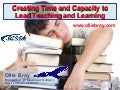 SCSSA: Creating Time and Capacity to Lead Teaching and Learning