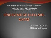 Sd De Guillain Barré