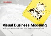 Visual Business Modeling | Service Design Drinks Berlin