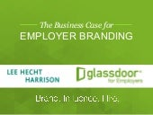 The Business Case for Employer Branding with Lee Hecht Harrison