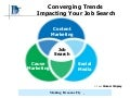 Converging Trends Impacting Your Job Search