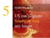 5 Reasons Why US Can't Ignore South...