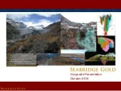 Seabridge Gold, Inc. video