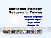 Seagram in taiwan