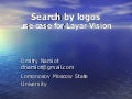 Search by logo