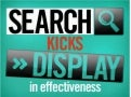 Search Kicks Display in Effectiveness by Augustine Fou PhD