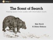 The Scent of Search