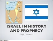 Chafer, Bible Doctrines: Israel in ...