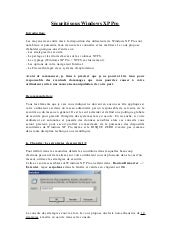Securite winxp