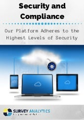Guide: Security and Compliance