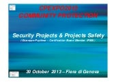 Security Projects & Projects Safety