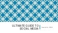 SEFLIN: Ultimate Guide to Social Media