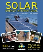 Solar Enrgy Training and Classes Ca...