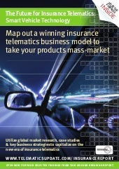 The Future for Insurance Telematics...
