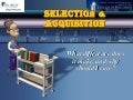 Selection & acquisitions 2003