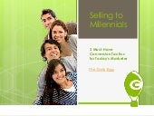 Selling to Millennials: 3 Must-Have Conversion Tactics