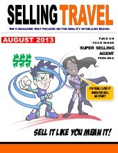 SELLING TRAVEL AUGUST 2013