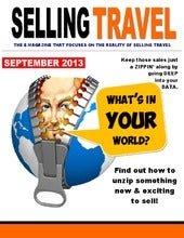 Selling Travel September 2013