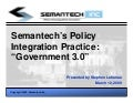 Policy Integration
