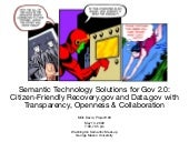 Semantic Technology Solutions For G...