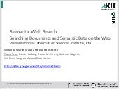 Semantic Web Search - Searching Doc...