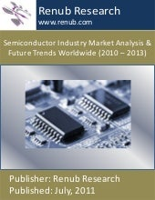 Semiconductor industry market analy...