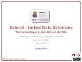 Asterid: Linked Data Asterisms