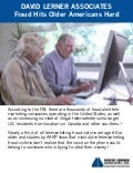 David Lerner Associates: Fraud Hits Older Americans Hard
