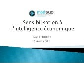 Sensibilisation à l'intelligence éc...
