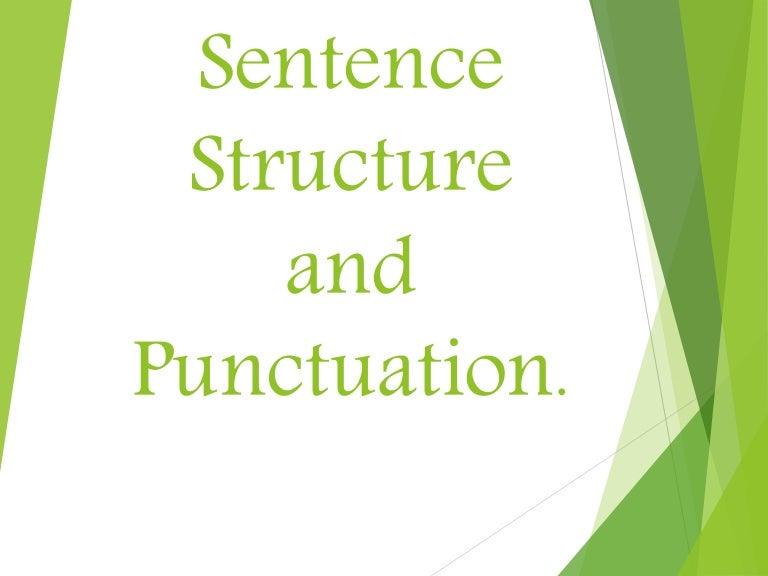 Sentence conversion