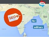 SEO checklist for editors Love Matters India session