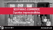 SEO para E-COMMERCE en el Congreso Web