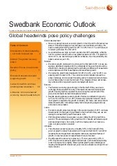 Swedbank Economic Outlook August 2011