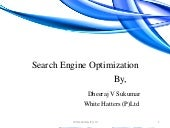Search engine Optimization,Advantag...