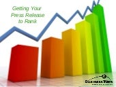 Press Release SEO Webinar Powerpoint