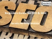 Beginners Guide for SEO & Search Engine Marketing (SEM)