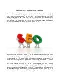 Seo services   increase your visibility