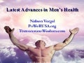 Men's Health Lecture by Nelson Vergel