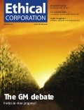Ethical Corporation September 2012 cover and contents