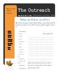September 2014: Outreach Newsletter