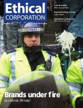 September Ethical Corporation magaz...