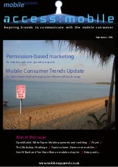 access:mobile September Issue