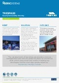 Seric case study Trespass Security Appscan