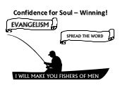 Sermon  March 21,2010 Confidence Fo...
